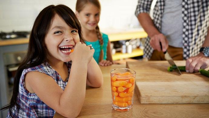 Cuidar la alimentación durante el confinamiento - Compartir en Familia