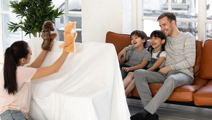 12 ideas para compartir en familia mientras pasamos el coronavirus - Compartir en Familia
