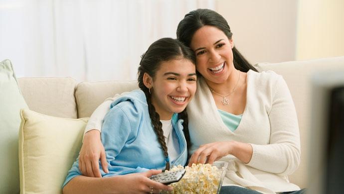 Una educación de película - Compartir en Familia