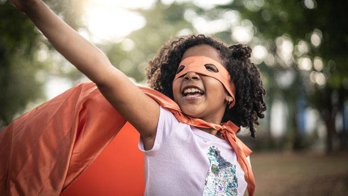 6 pautas para conseguir que nuestros hijos sean valientes - Compartir en Familia