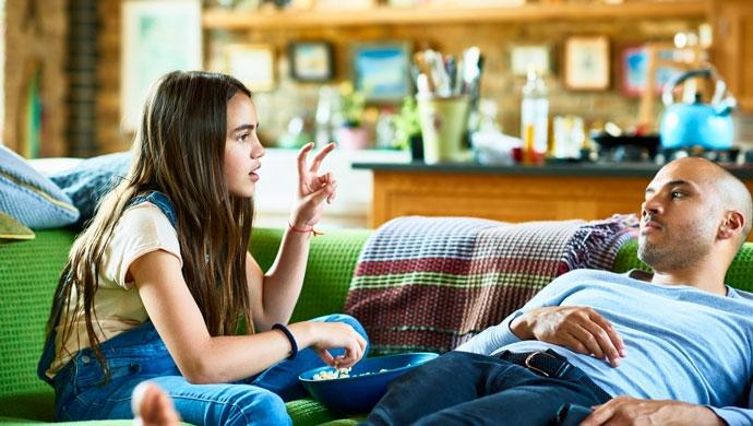 Descubre el nivel de comunicación actual de tu familia - Compartir en Familia