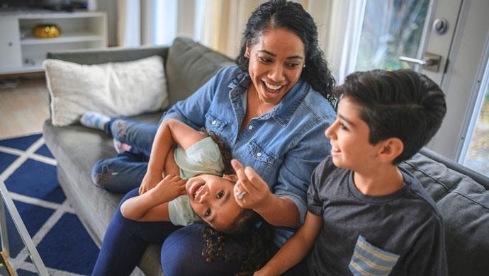 ¿Ha mejorado la relación con tus hijos durante el confinamiento? - Compartir en Familia