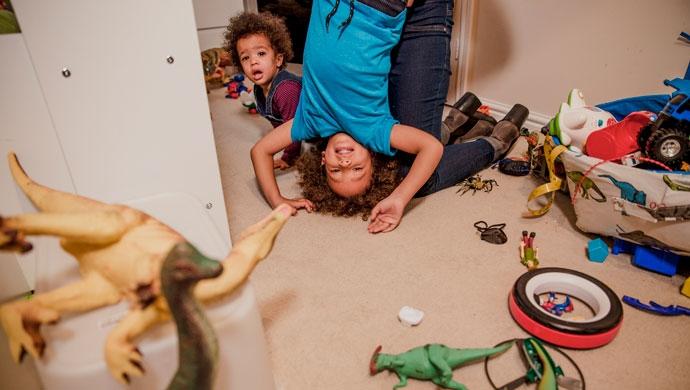10 claves para que tu hijo ordene su habitación - Compartir en Familia