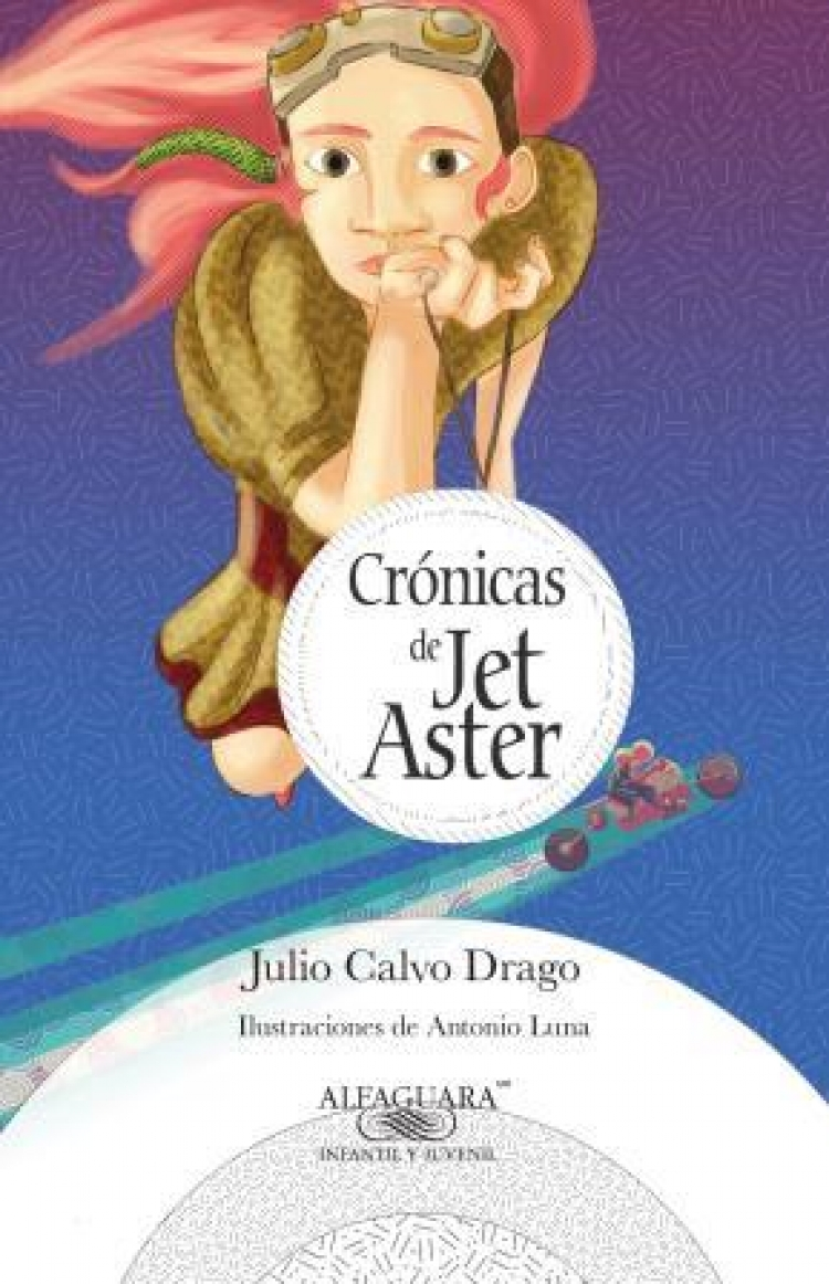 Crónicas de Jet Aster - Compartir en Familia