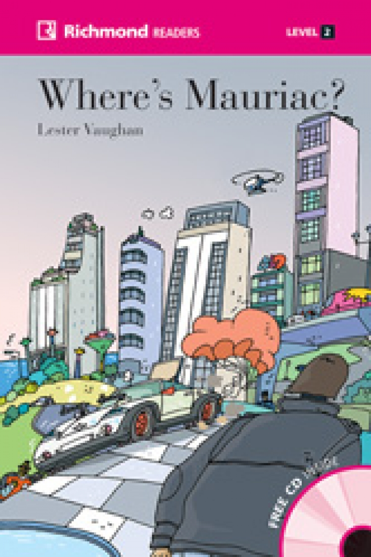 Where's Mauriac? - Compartir en Familia