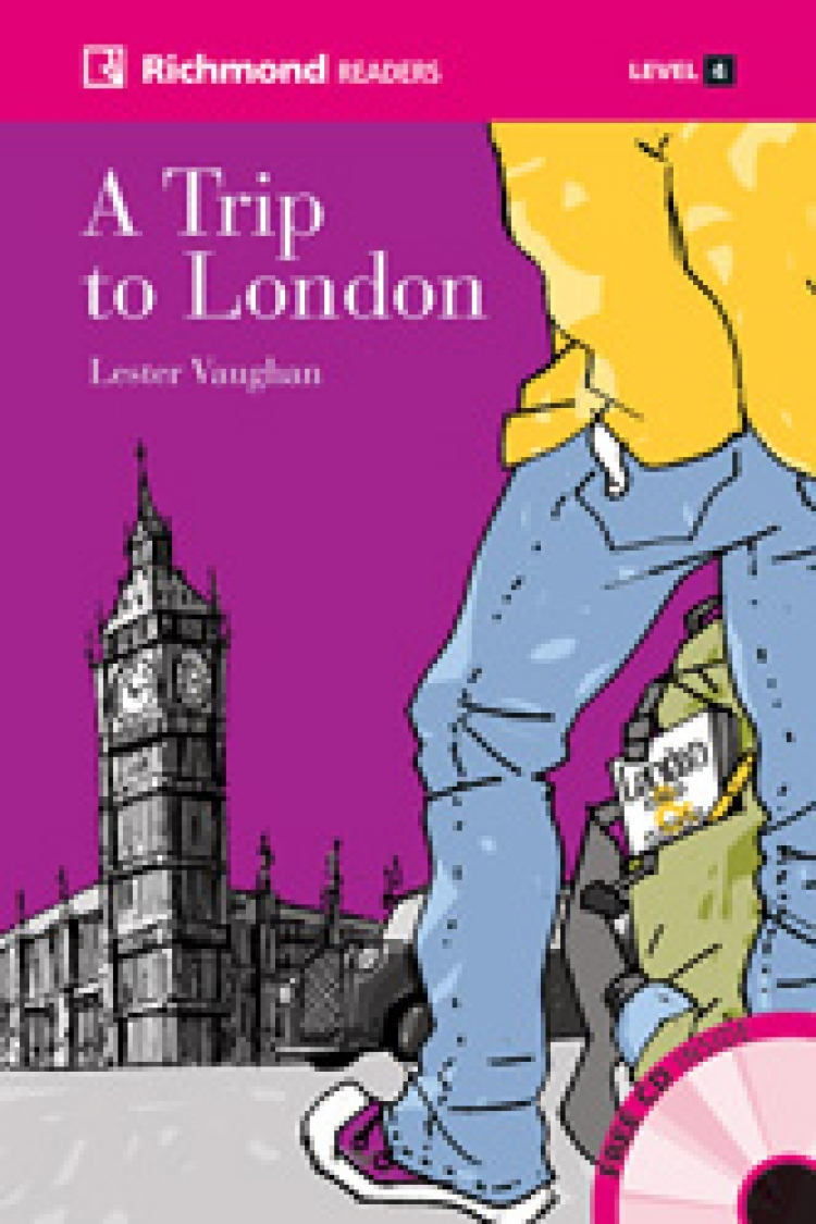 A Trip to London   - Compartir en Familia