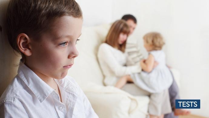 ¿Tiene mi hijo celos de su hermano? - Compartir en Familia